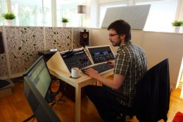 Thomas Eberger, Stockholm Mastering