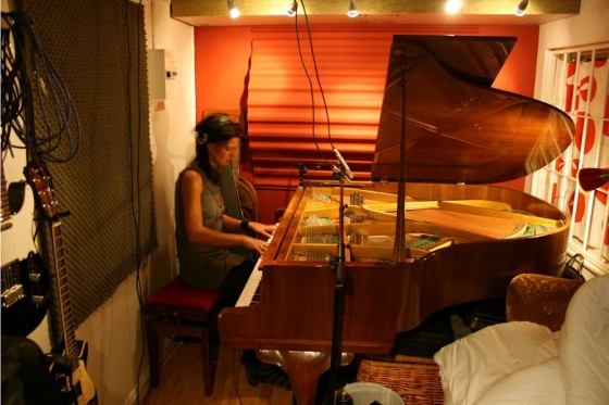 Stuff that sounds good schimmel baby grand piano bus for How to place a piano in a room